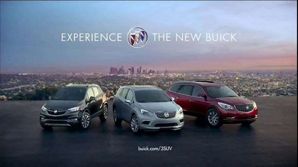 2017 Buick Encore Tv Commercial Oh Boy Ispot Tv