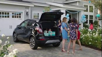 2017 Buick Encore TV Spot, 'Oh Boy'