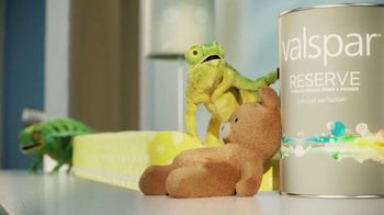 Valspar TV Spot, 'Chameleons: It's Time'