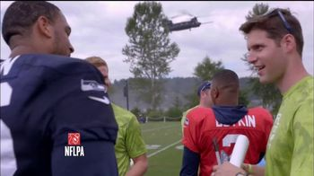 USAA TV Spot, 'Salute to Service: NFL Honors the Military'