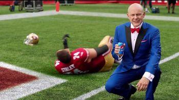Pepsi TV Spot, 'The Fun Doesn't End Zone: Joe Staley's Dream'