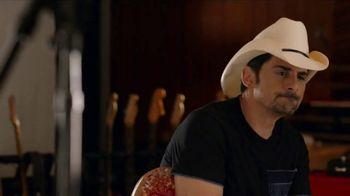 Nationwide Insurance TV Spot, 'The Jingle Is Almost There' Ft. Brad Paisley