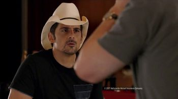 Nationwide Insurance TV Spot, 'The Jingle Is Almost There' Ft. Brad Paisley - Thumbnail 3