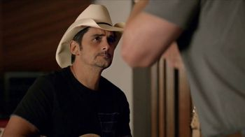 Nationwide Insurance TV Spot, 'The Jingle Is Almost There' Ft. Brad Paisley - Thumbnail 5