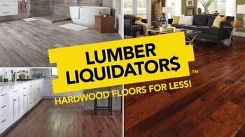 Lumber Liquidators 2017 Fall Floor Trends TV Spot, 'The Latest Styles'
