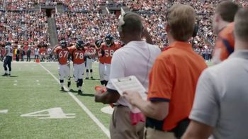 Old Spice Invisible Spray TV Spot, 'Coach Talk' Featuring Von Miller - Thumbnail 1