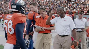 Old Spice Invisible Spray TV Spot, 'Coach Talk' Featuring Von Miller - Thumbnail 2
