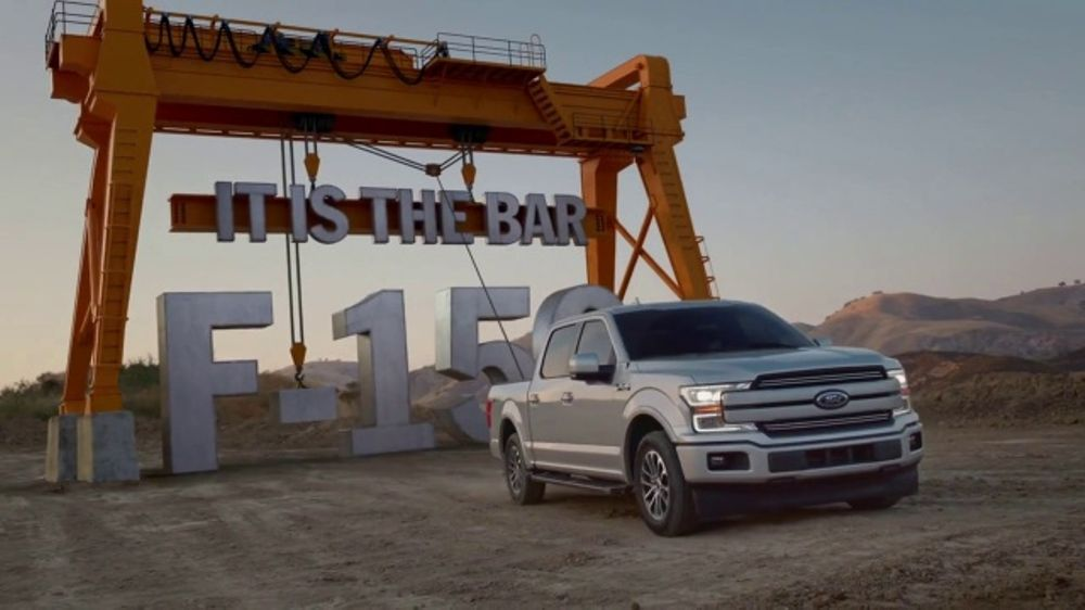 2018 Ford Explorer Commercial Song >> 2018 Ford F-150 TV Commercial, 'The New 2018 F-150 Is Brainiac Smart' - iSpot.tv