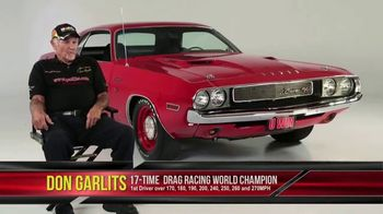 2017 Challenger Dream Giveaway TV Spot, 'Win Two' Featuring Don Garlits