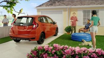 2018 Honda Fit Sport TV Spot, 'Fun Surprises'