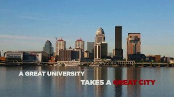 University of Louisville TV Spot, 'A Great University'