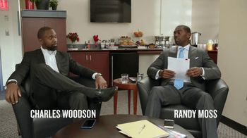 Vivid Seats TV Commercial, 'Wide Open' Featuring Charles Woodson, Randy  Moss - Video