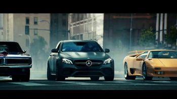 2018 Mercedes-Benz AMG E63 S TV Spot, 'Off the Line'