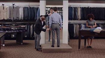 Men's Wearhouse TV Spot, 'El sastre: ahorra en toda la tienda' [Spanish]