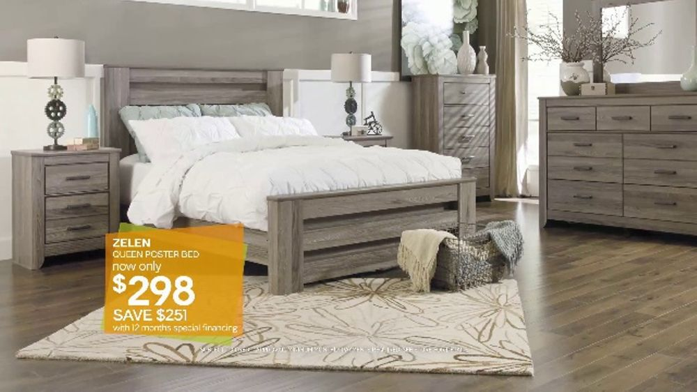 Ashley HomeStore Fall Home Event TV Commercial, 'Furniture