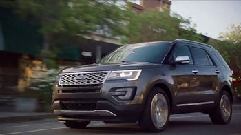 Ford Explorer TV Spot, 'For What Matters Most' - Thumbnail 6