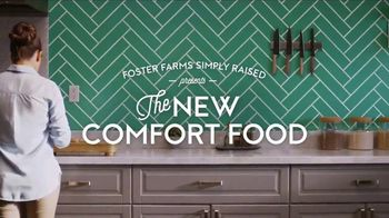 Foster Farms Simply Raised Breast Fillets TV Spot, 'Comfort Food: Piccata'