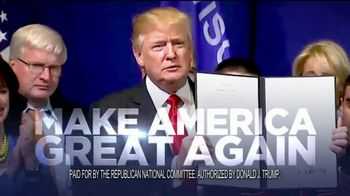 Republican National Committee TV Spot, 'Let President Trump Do His Job' - Thumbnail 10