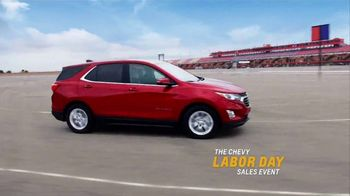 Chevy Labor Day Sales Event TV Spot, 'New Excitement' Song by The Hives - Thumbnail 9