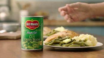 Del Monte Fresh Cut Green Beans TV Spot, 'Keep It Simple'