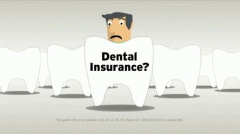Physicians Mutual Dental Insurance TV Spot, 'The Scariest Thing'