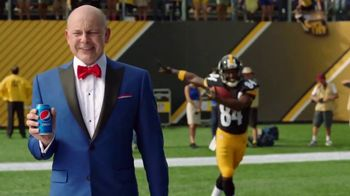 Pepsi TV Spot, \'The Fun Doesn\'t End Zone: Antonio Brown\'s New Dance\'