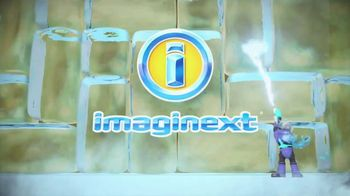 Imaginext DC Super Friends Batbot Xtreme TV Spot, 'Ice' - Thumbnail 1