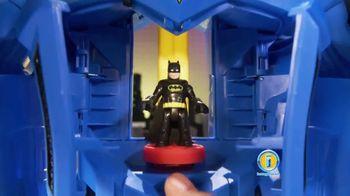 Imaginext DC Super Friends Batbot Xtreme TV Spot, 'Ice' - Thumbnail 4