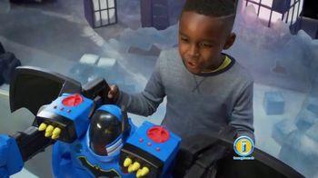Imaginext DC Super Friends Batbot Xtreme TV Spot, 'Ice' - Thumbnail 5