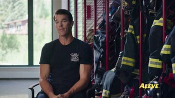 Aleve TV Spot, 'Firefighter'