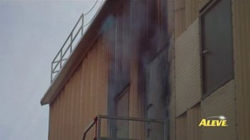 Aleve TV Spot, 'Firefighter' - Thumbnail 3