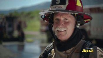 Aleve TV Spot, 'Firefighter' - Thumbnail 5