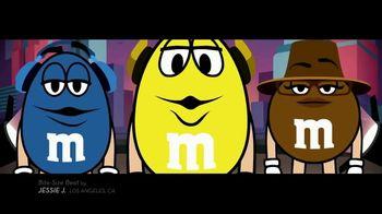 M&M's TV Spot, 'Jessie J for Bite-Size Beats: Beatboxing'