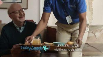 Visiting Angels TV Spot, 'Caring Angel'