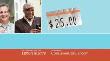 Consumer Cellular TV Spot, \'Perfect for Everyone\'
