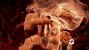 Burger King Spicy Nuggets TV Spot, 'Turn up the Heat'