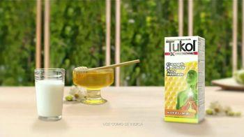 Tukol Xpecto Miel Cough & Cold TV Spot, 'Desde la primera toma' [Spanish]