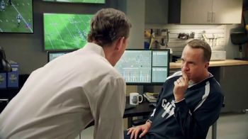 DIRECTV NFL Sunday Ticket TV Spot, \'Brotherly Advice\' Feat. Peyton Manning