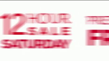 Stein Mart 12 Hour Sale TV Spot, 'Her, Him and Home'
