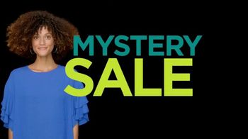 JCPenney Mystery Sale TV Spot, 'Peel and Save lnstantly' Song by Bruno Mars