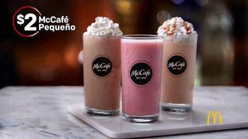 McDonald's McCafé TV Spot, 'Presiona pausa' [Spanish]