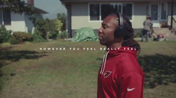 Bose QuietComfort 35 TV Spot, 'Young' Featuring Larry Fitzgerald