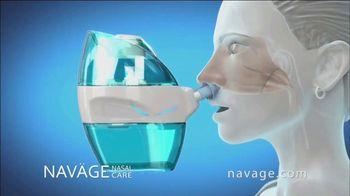 Navage TV Spot, 'Drug-Free Sinus Relief'