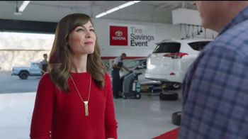Toyota Tire Savings Event TV Spot, 'Tire Rippers' - 1 commercial airings