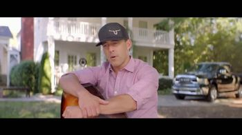 Ram 1500 TV Spot, 'CMT: Songwriting' Featuring Aaron Watson
