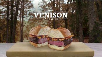 Arby's Venison Sandwich TV Spot, 'Early Rise'