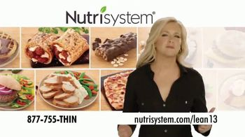 Nutrisystem Lean13 TV Spot, 'Just Say Yes' Feat. Melissa Joan Hart