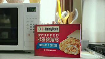 Jimmy Dean Stuffed Hash Browns TV Spot, 'Harold'