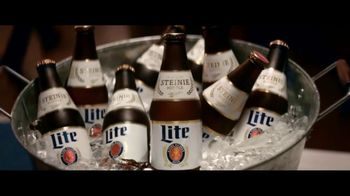 Miller Lite TV Spot, '1975: La botella original' [Spanish]