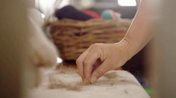 Bissell Pet Hair Eraser Lift Off TV Spot, 'Leave No Stray Behind'